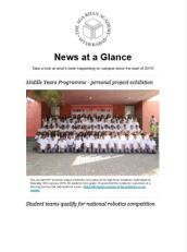 AKA Hyderabad Newsletter - March 2019
