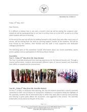 Mombasa Junior School Newsletter May 2017