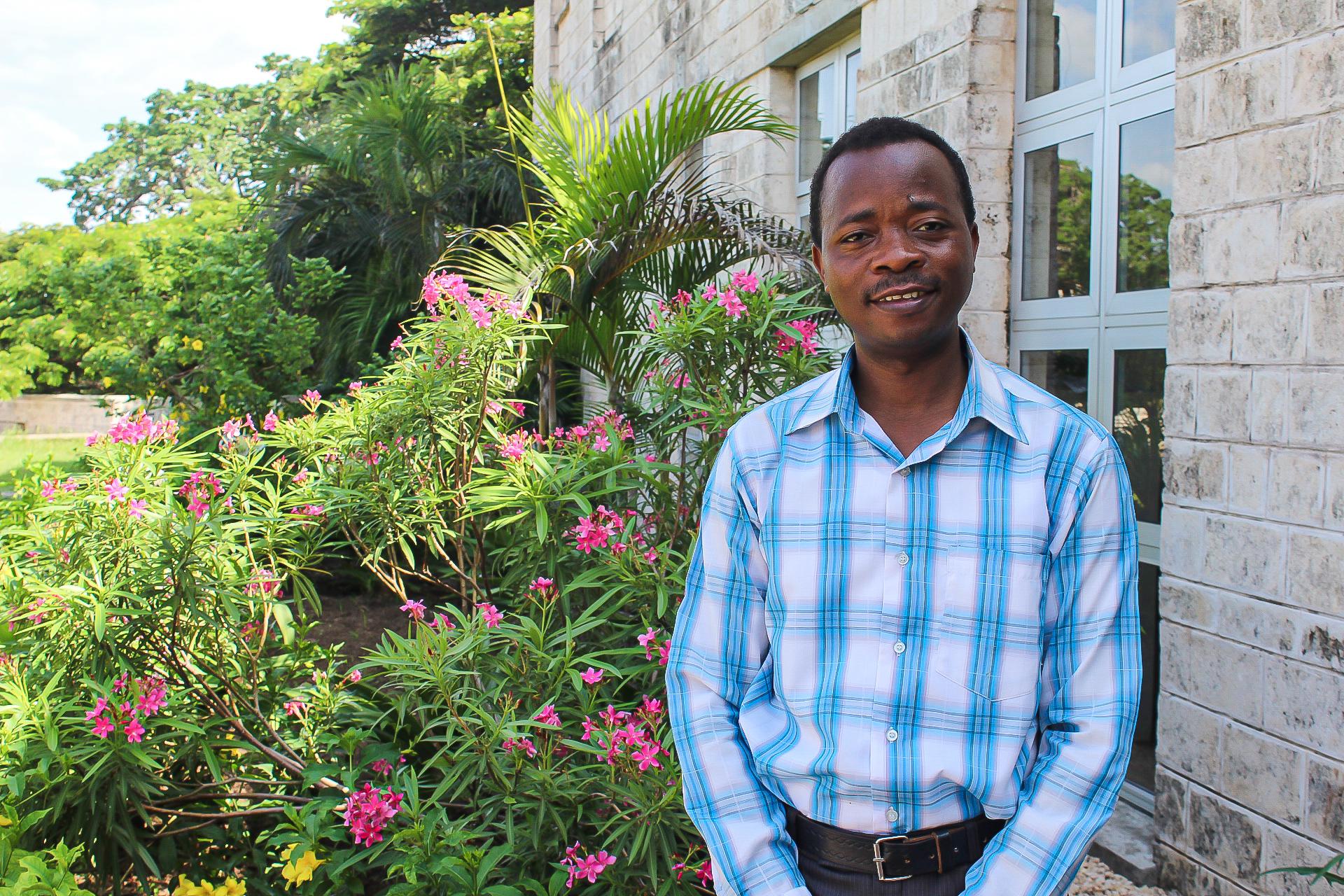 Stephen Nyundo