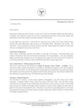 Mombasa Junior School Newsletter January 2019