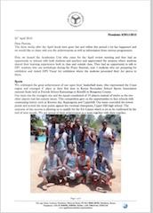AKA Mombasa Senior School Newsletter April 2016