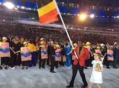 Joshua Tibatemwa Olympics