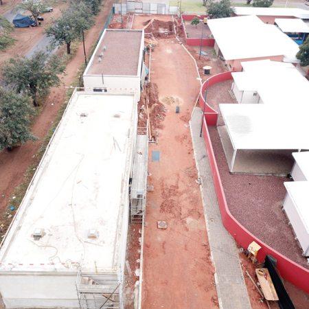 Maputo Construction August
