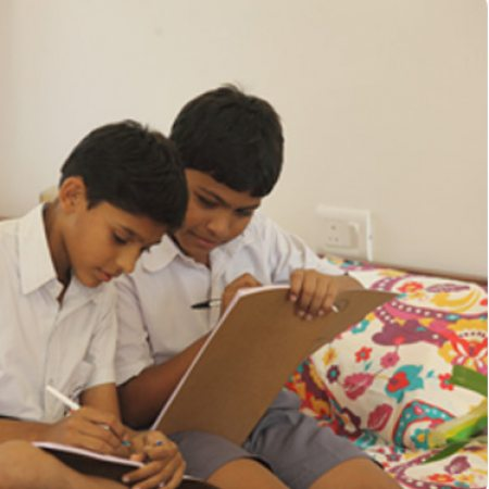 Students in Residence in Hyderabad