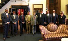 Academies Texas meeting - Secretary of State