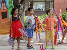 PYP Children's Day celebrations