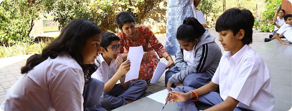 The Aga Khan Academy Hyderabad - Academic programme