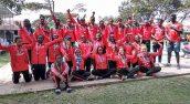 The Kenya national team