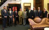 Aga Khan Academies meeting with Secretary of State for Texas