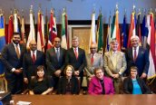 Aga Khan Academies meeting with University of Texas System leadership