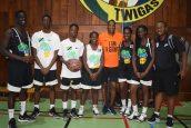 AKA Mombasa Team with Masai Ujiri