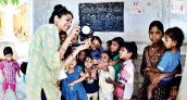 Fredric Roberts Photography Workshops at the Aga Khan Academy Hyderabad