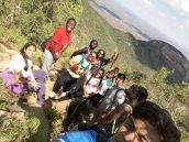 DP1s summit Mt. Kasigau