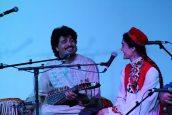 A musical meeting of Afghanistan and Tajikistan