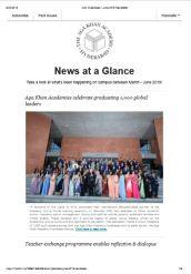 AKA Hyderabad Newsletter - June 2019