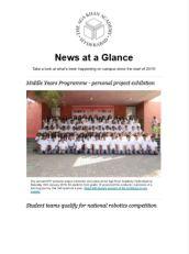 AKA Hyderabad Newsletter - March 2019