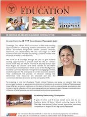 AKA Hyderabad MYP newsletter October 2016