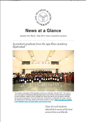 AKA Hyderabad newsletter June 2018