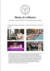 AKA Hyderabad newsletter March 2018