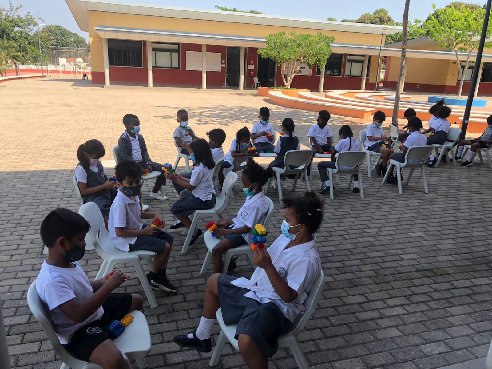 Mental health activities at AKA Maputo