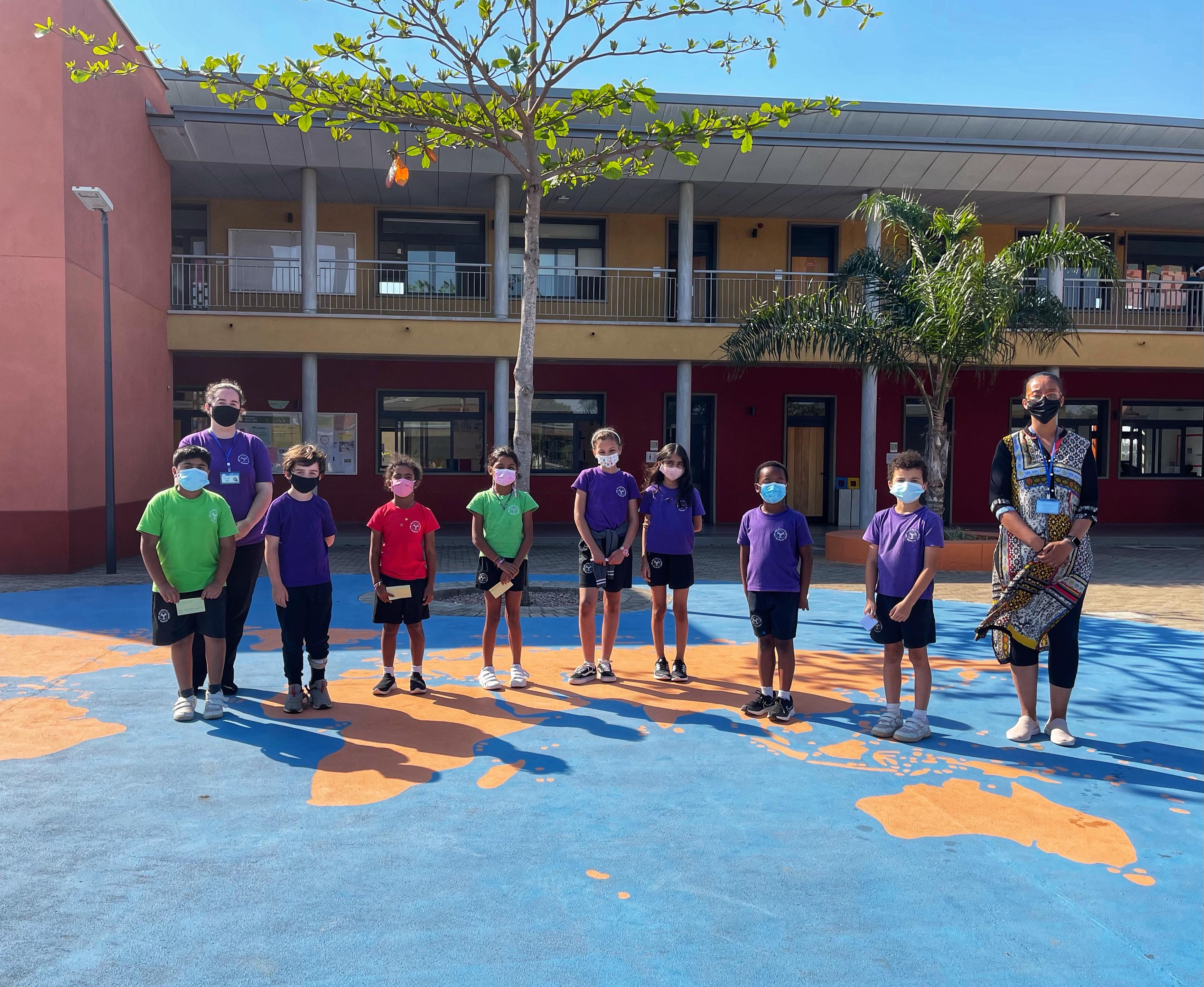 AKA Maputo Junior School Student Council