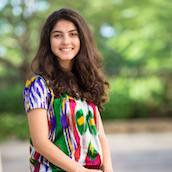 Nafisa graduation