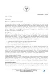 Mombasa Junior School Newsletter March 2019