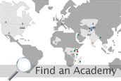 Find an Academy