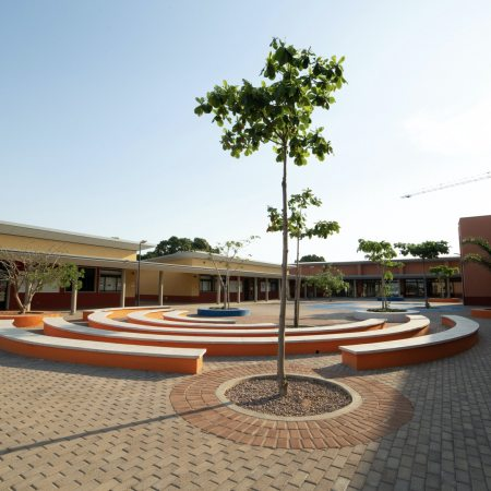 Junior School Courtyard