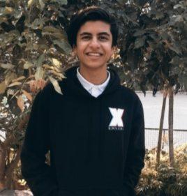 Nabil Narsidani, Grade 10 at AKA Hyderabad