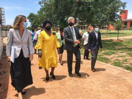 Secretary of State for Maputo Province at AKA Maputo