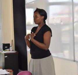 Fiona Makena Kinyua