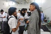 Academic fairs help with decision making