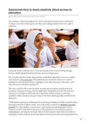 Dr Maina WaGîokõ, vice principal of the Professional Development Centre features in a piece on tes.com discussing the importance of gender inclusive pedagogy.